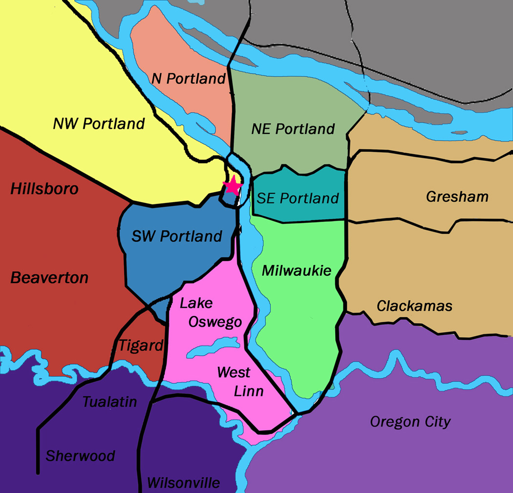 Portland39s Top Neighborhoods  The Rob Levy Team Real Estate