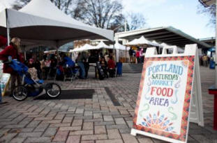 Portland Saturday Market: Portland, Oregon
