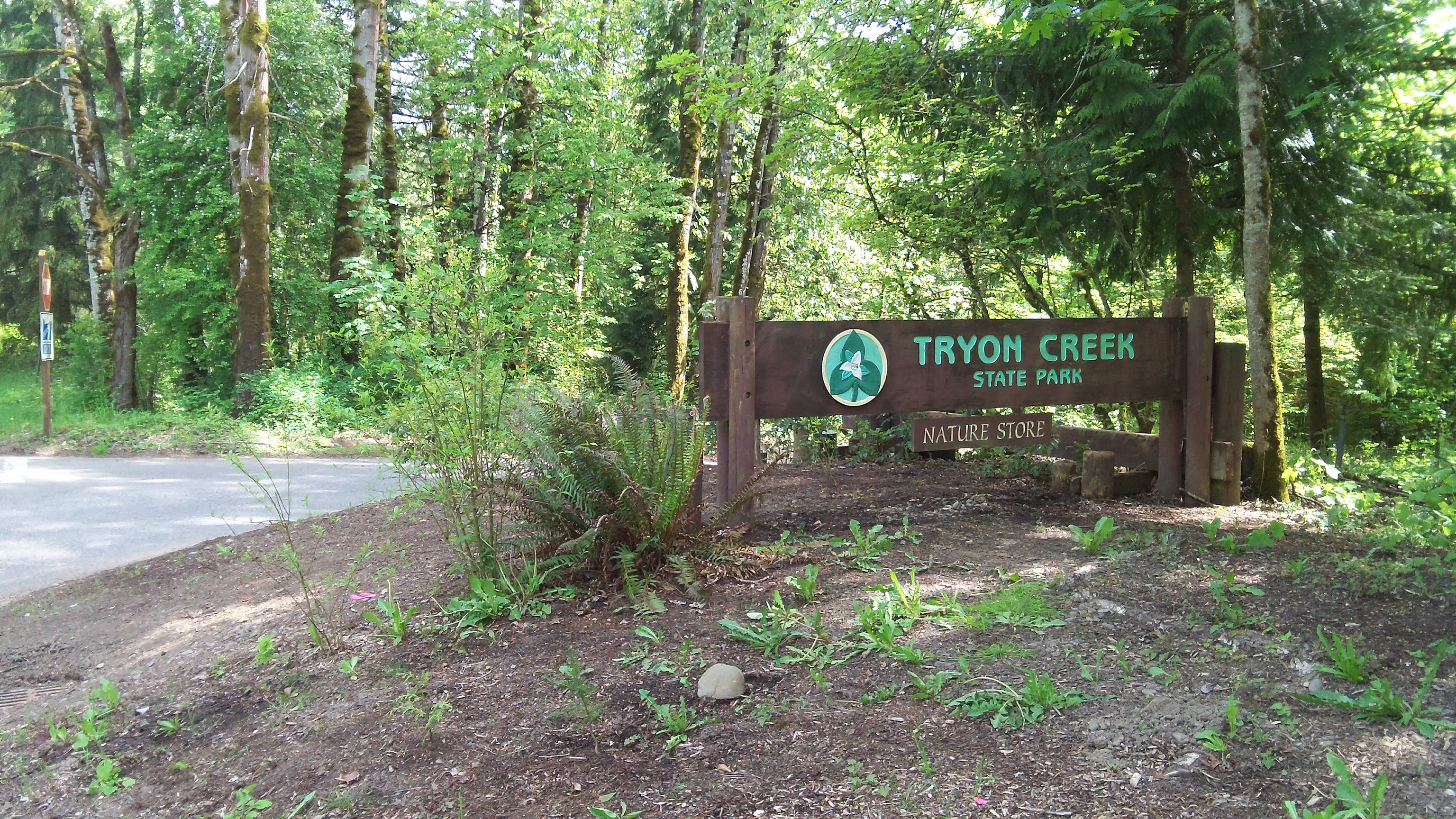 Welcome to Tryon Creek!