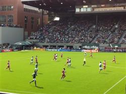 Portland Timbers - JeldWen Stadium in Southwest Portland.